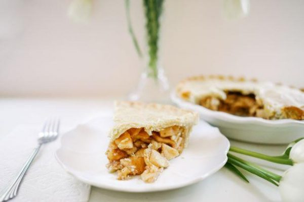 Apple Pie - Slice Of Pie Raleigh