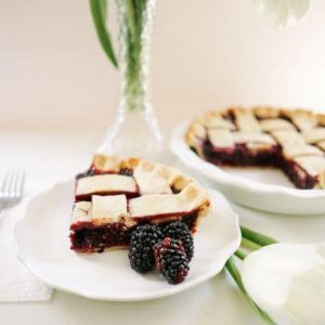 Blackberry Pie - Slice Pie Company Raleigh