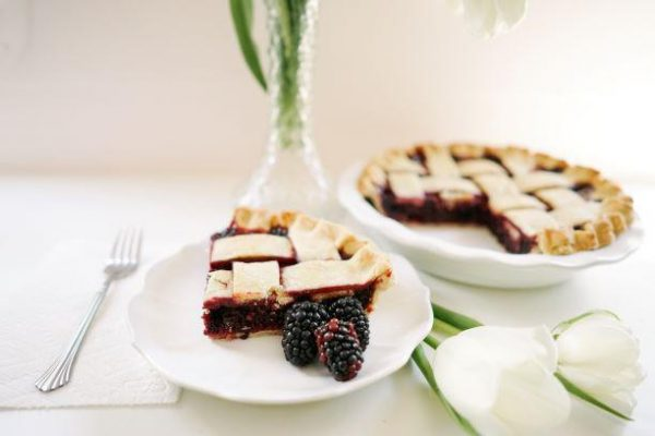 Blackberry Pie - Slice Of Pie Raleigh