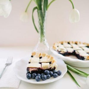 Blueberry Pie - Slice Pie Company Raleigh