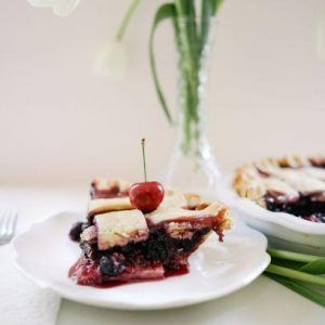 Cherry Pie - Slice Pie Company Raleigh