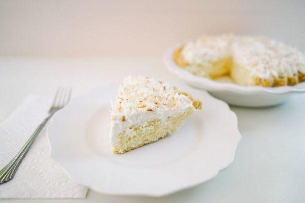 Coconut Cream Pie - Slice Pie Company Raleigh