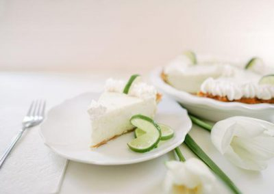 Key Lime Pie - Slice Pie Raleigh
