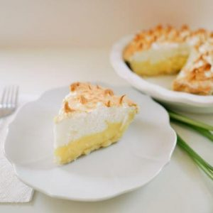 Lemon Meringue Pie - Slice Of Pie Raleigh