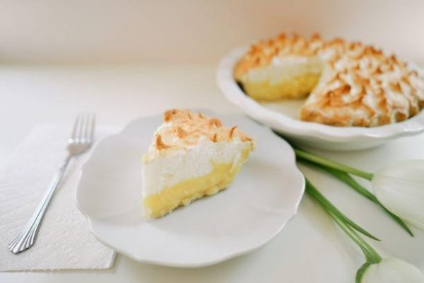 Lemon Meringue Pie - Slice Pie Company Raleigh
