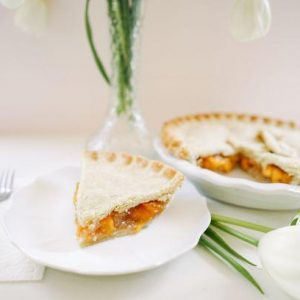 Peach Pie - Slice Pie Company Raleigh