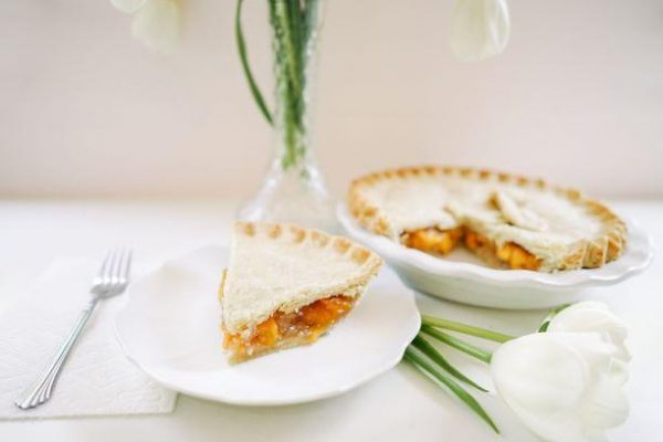 Peach Pie - Slice Of Pie Raleigh