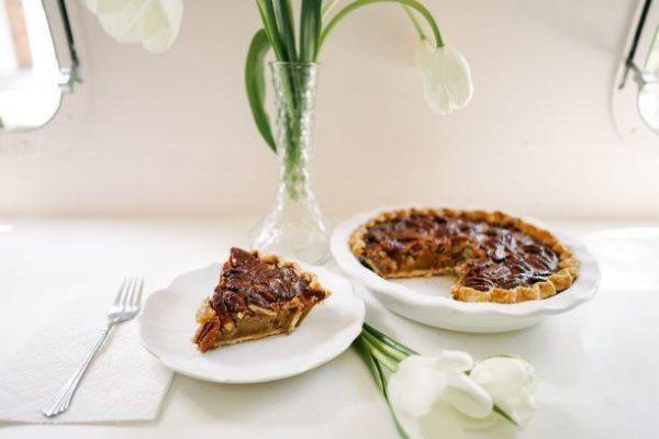 Pecan Pie - Slice Pie Company Raleigh