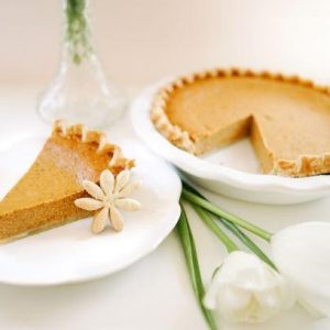 Pumpkin Pie - Slice of Pie Raleigh