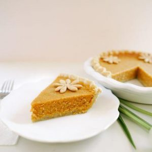 Sweet Potato Pie - Slice Of Pie Raleigh