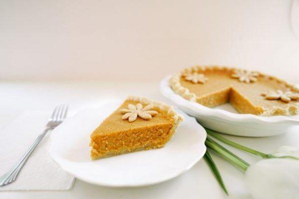 Sweet Potato Pie - Slice Pie Company Raleigh